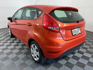 2012 Ford Fiesta WT CL PwrShift Chilli Red 6 Speed Sports Automatic Dual Clutch Hatchback