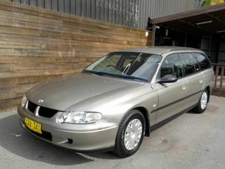 2000 Holden Commodore VX Executive Gold 4 Speed Automatic Wagon