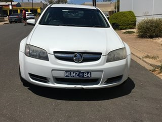 2009 Holden Commodore VE MY10 Omega Sportwagon 6 Speed Sports Automatic Wagon