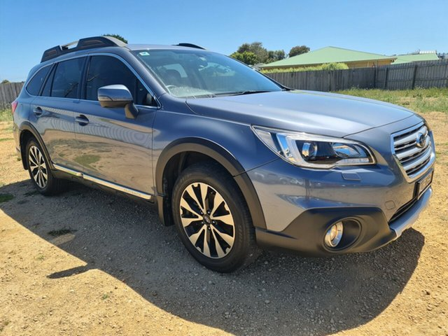 Used Subaru Outback B6A MY17 3.6R CVT AWD Warrnambool East, 2017 Subaru Outback B6A MY17 3.6R CVT AWD Grey 6 Speed Constant Variable Wagon