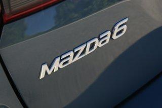 2013 Mazda 6 GJ1031 Touring SKYACTIV-Drive Reflex Blue 6 Speed Sports Automatic Wagon