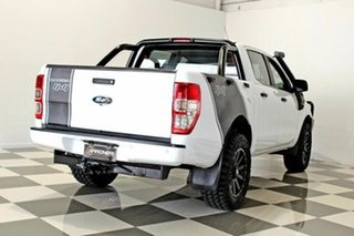 2017 Ford Ranger PX MkII MY17 XL 3.2 (4x4) White 6 Speed Automatic Crew Cab Utility