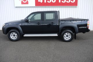 2007 Mazda BT-50 UNY0E3 DX Black 5 Speed Manual Utility