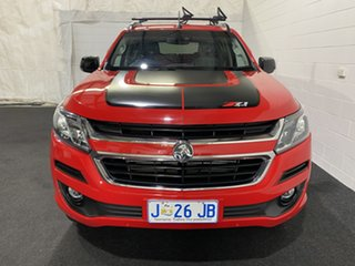 2019 Holden Trailblazer RG MY19 Z71 Absolute Red 6 Speed Sports Automatic Wagon.