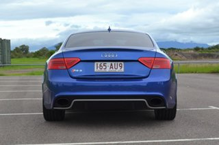 2013 Audi RS5 8T MY13 S Tronic Quattro Blue 7 Speed Sports Automatic Dual Clutch Coupe