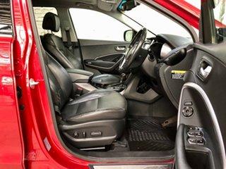 2013 Hyundai Santa Fe DM MY13 Highlander Maroon 6 Speed Sports Automatic Wagon