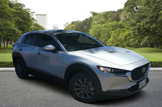 2020 Mazda CX-30 DM2W7A G20 SKYACTIV-Drive Pure Sonic Silver 6 Speed Sports Automatic Wagon.