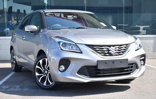 2020 Suzuki Baleno EW Series II GLX Silver 4 Speed Automatic Hatchback.