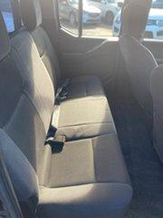 2010 Nissan Navara D40 ST Black 5 Speed Automatic Utility