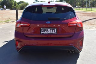 2019 Ford Focus SA 2019.25MY ST-Line Red 8 Speed Automatic Hatchback
