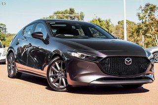 2020 Mazda 3 BP2H7A G20 SKYACTIV-Drive Evolve Grey 6 Speed Sports Automatic Hatchback.