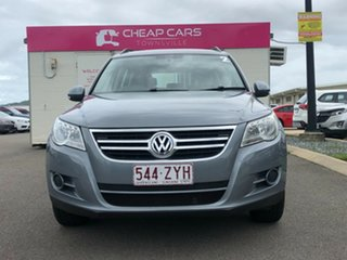 2009 Volkswagen Tiguan 5N MY09 125TSI 4MOTION Grey 6 Speed Sports Automatic Wagon