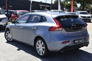2016 Volvo V40 M Series MY17 D4 Adap Geartronic Inscription Blue 8 Speed Sports Automatic Hatchback