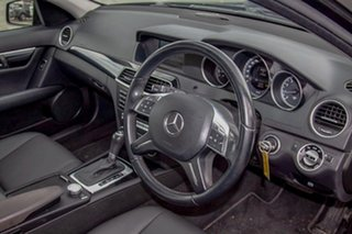 2014 Mercedes-Benz C-Class W204 MY14 C200 Estate 7G-Tronic + Black 7 Speed Sports Automatic Wagon