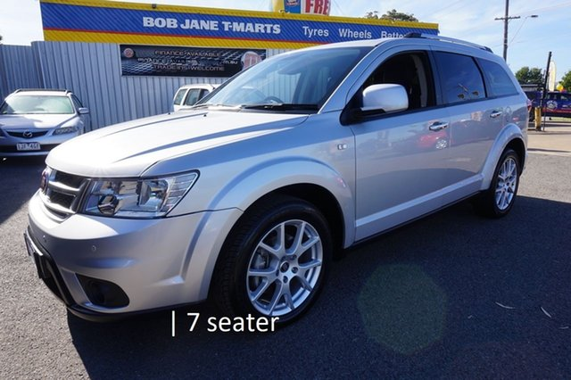 Used Fiat Freemont JF Lounge Dandenong, 2014 Fiat Freemont JF Lounge Argento Vivo Silver 6 Speed Automatic Wagon
