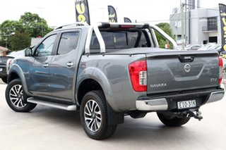 2018 Nissan Navara D23 S3 ST-X Grey 7 Speed Sports Automatic Utility