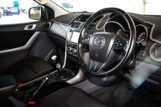 2017 Mazda BT-50 MY16 XTR (4x4) 6 Speed Manual Dual Cab Utility