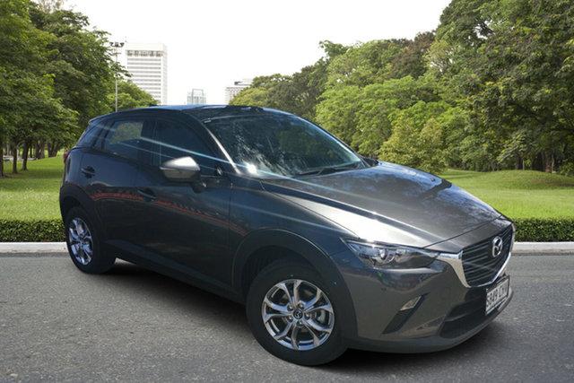 Demo Mazda CX-3 DK2W7A Maxx SKYACTIV-Drive FWD Sport Paradise, 2020 Mazda CX-3 DK2W7A Maxx SKYACTIV-Drive FWD Sport Machine Grey 6 Speed Sports Automatic Wagon