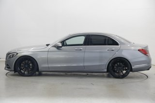 2014 Mercedes-Benz C-Class W205 C250 7G-Tronic + Silver 7 Speed Sports Automatic Sedan.