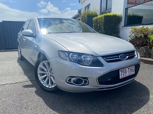 Used Ford Falcon FG MkII G6 Slacks Creek, 2013 Ford Falcon FG MkII G6 Silver 6 Speed Sports Automatic Sedan