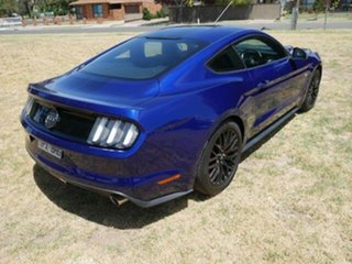 2016 Ford Mustang FM Fastback GT 5.0 V8 6 Speed Manual Coupe