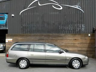 2000 Holden Commodore VX Executive Gold 4 Speed Automatic Wagon.