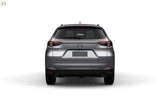 2020 Mazda CX-8 KG2WLA Touring SKYACTIV-Drive FWD Silver 6 Speed Sports Automatic Wagon