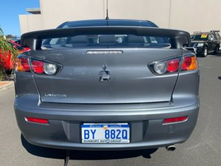 2017 Mitsubishi Lancer CF MY17 ES Sport Grey 6 Speed Constant Variable Sedan.