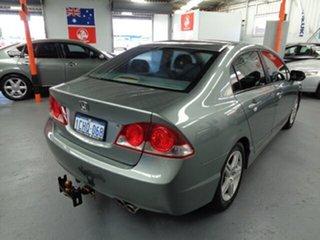 2006 Honda Civic 8th Gen VTi-L Silver 5 Speed Manual Sedan