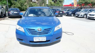 2007 Toyota Camry ACV40R Altise Blue 5 Speed Automatic Sedan.