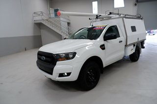 2016 Ford Ranger PX MkII XL 6 Speed Sports Automatic Cab Chassis
