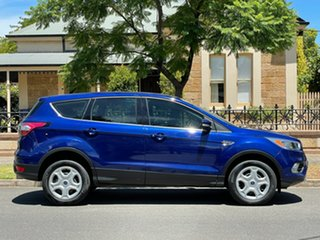 2016 Ford Escape ZG Ambiente Blue 6 Speed Sports Automatic SUV