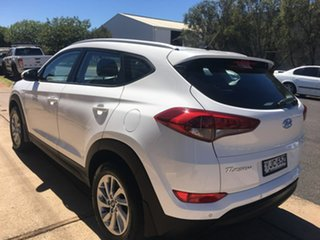 2017 Hyundai Tucson TLE Active White Sports Automatic