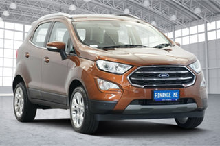 2019 Ford Ecosport BL 2019.25MY Titanium Brown 6 Speed Automatic Wagon.