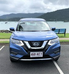 2017 Nissan X-Trail T32 Series II ST 2WD Blue Automatic.