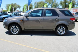 2012 Ford Territory SZ TS Seq Sport Shift Gold 6 Speed Sports Automatic Wagon