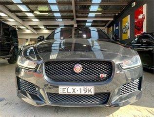 2015 Jaguar XE X760 S Black Sports Automatic Sedan.