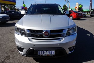2014 Fiat Freemont JF Lounge Argento Vivo Silver 6 Speed Automatic Wagon