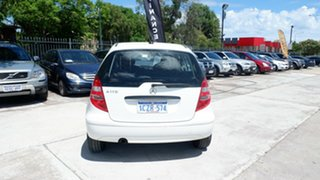 2005 Mercedes-Benz A170 White