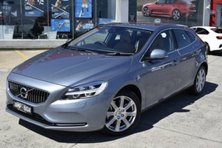 2016 Volvo V40 M Series MY17 D4 Adap Geartronic Inscription Blue 8 Speed Sports Automatic Hatchback.