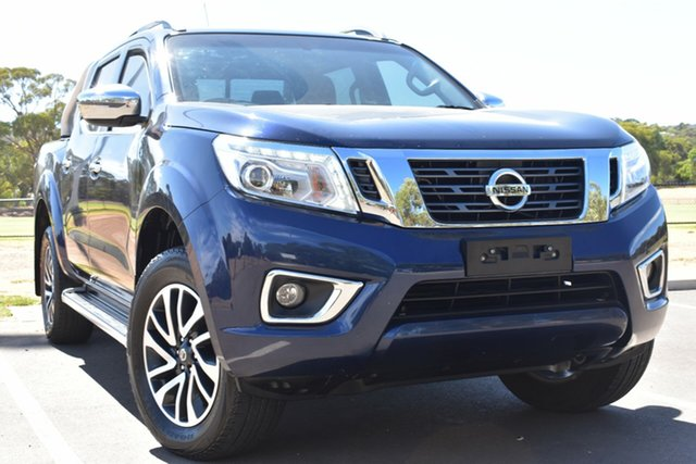 Used Nissan Navara D23 ST-X St Marys, 2016 Nissan Navara D23 ST-X Blue 7 Speed Sports Automatic Utility