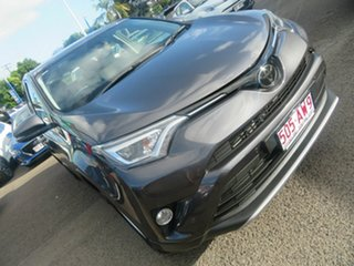 2018 Toyota RAV4 ZSA42R GX 2WD Grey 7 Speed Constant Variable Wagon