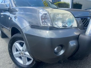 2007 Nissan X-Trail T30 II MY06 TI-L Grey 4 Speed Automatic Wagon.