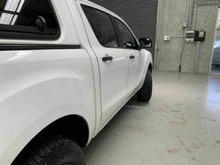 2013 Mazda BT-50 UP0YF1 XT White 6 Speed Sports Automatic Utility