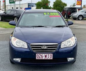2008 Hyundai Elantra Blue.