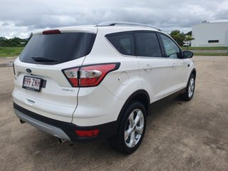 2019 Ford Escape ZG 2019.75MY Trend White Platinum 6 Speed Sports Automatic Dual Clutch SUV.