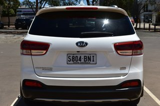 2015 Kia Sorento UM MY15 Platinum AWD White 6 Speed Sports Automatic Wagon