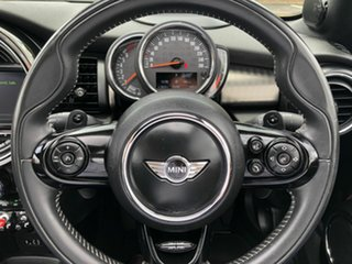 2017 Mini Convertible F57 Cooper S Blue 6 Speed Sports Automatic Convertible
