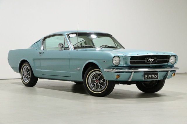 Used Ford Mustang Fastback Bentley, 1965 Ford Mustang Fastback