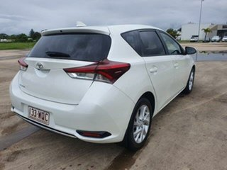 2016 Toyota Corolla ZRE182R Ascent Sport S-CVT Blizzard 7 Speed Constant Variable Hatchback.